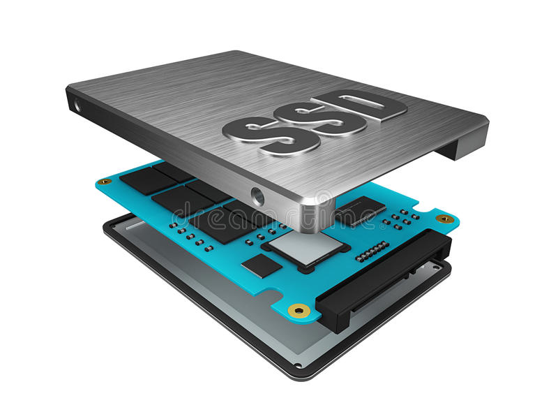 Download Solid State Drive Stock Photos - Image: 32069453