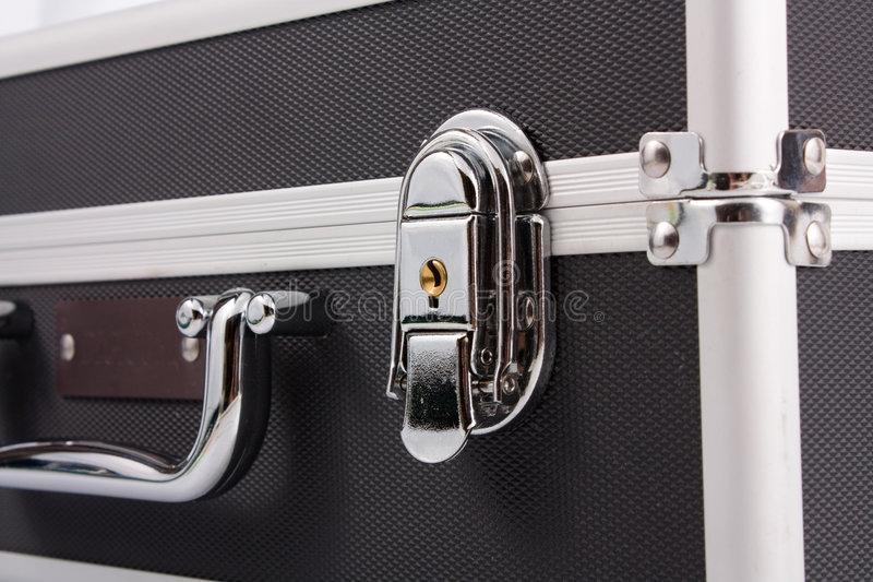 Download Solid suitcase stock photo. Image of suitcase, packing - 7544822