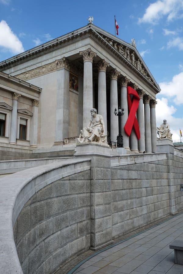 Solidariedade com HIV/AIDS imagens de stock royalty free