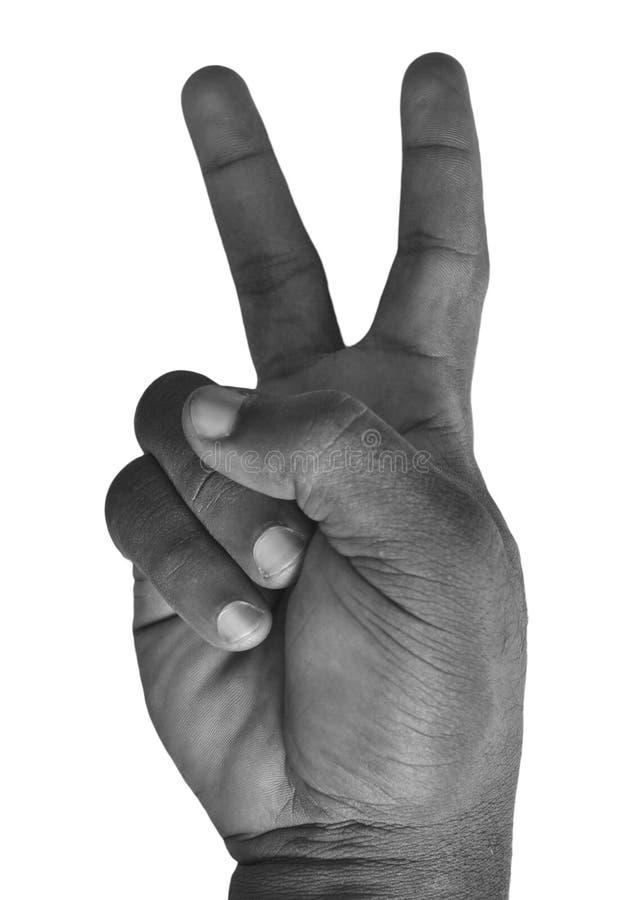 Solidaritetgest av händer royaltyfri foto