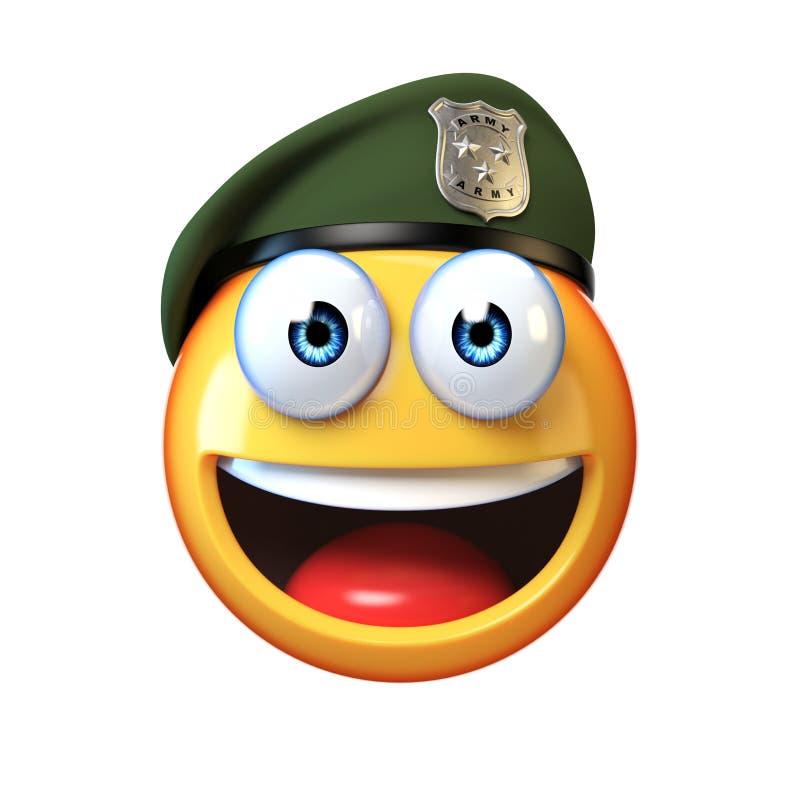Смайлики и картинки военные