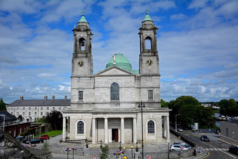 Solides solubles Peter et Paul Cathedral, Athlone, Irlande photographie stock libre de droits