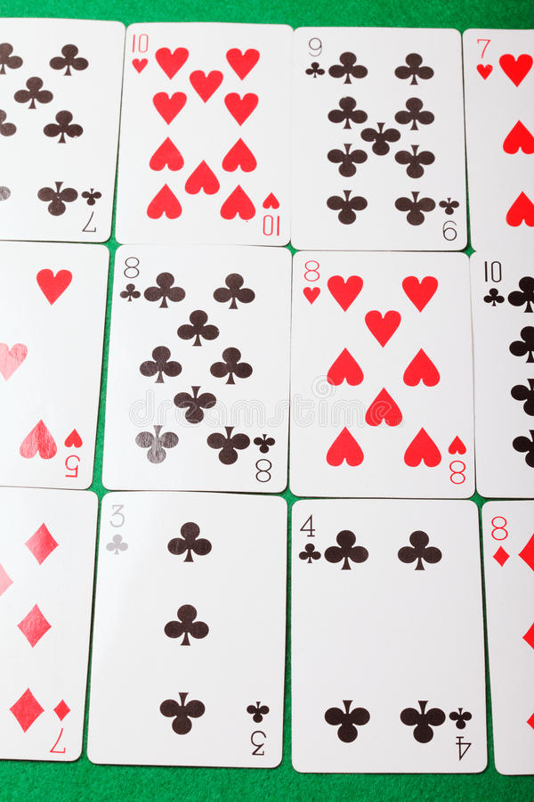 solitaire стоковая фотография rf