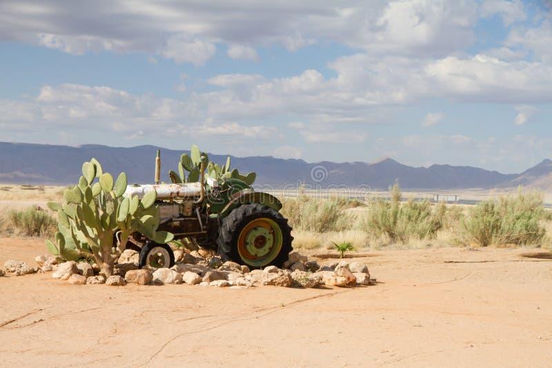 Solitaire, Namibie image libre de droits