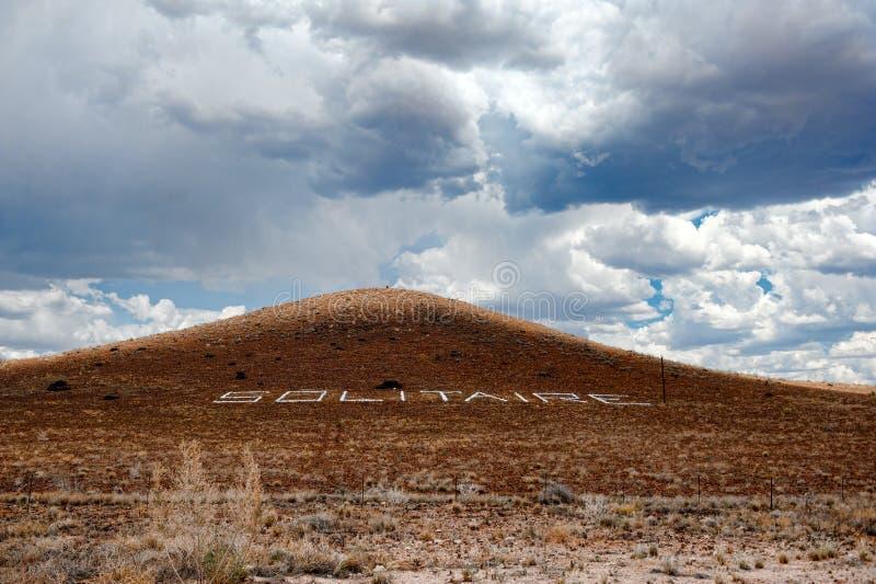 Solitario, Namibia, África foto de archivo