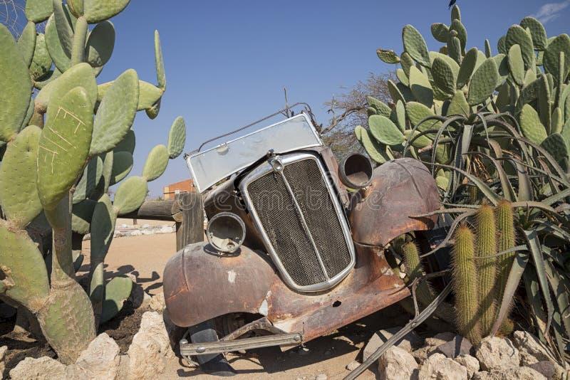 Solitario Namibia fotos de archivo