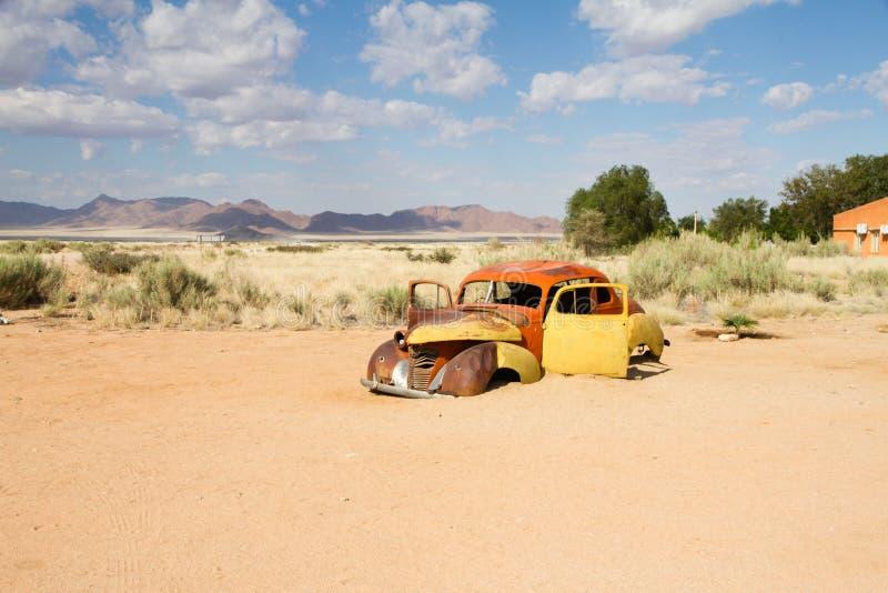 Solitario, Namibia immagini stock