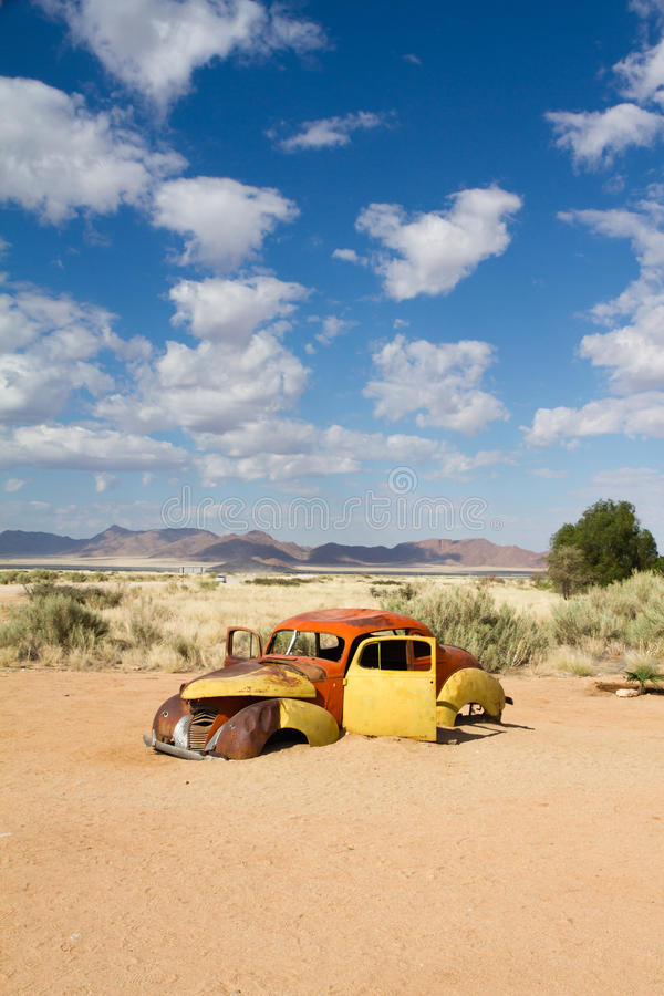 Solitario, Namibia imágenes de archivo libres de regalías