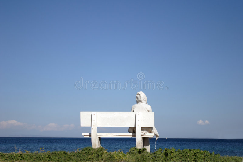 Solitude royalty free stock photo