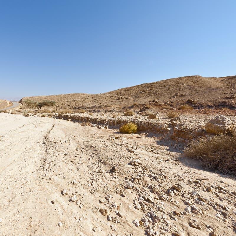Solitude et vide du Moyen-Orient photo stock