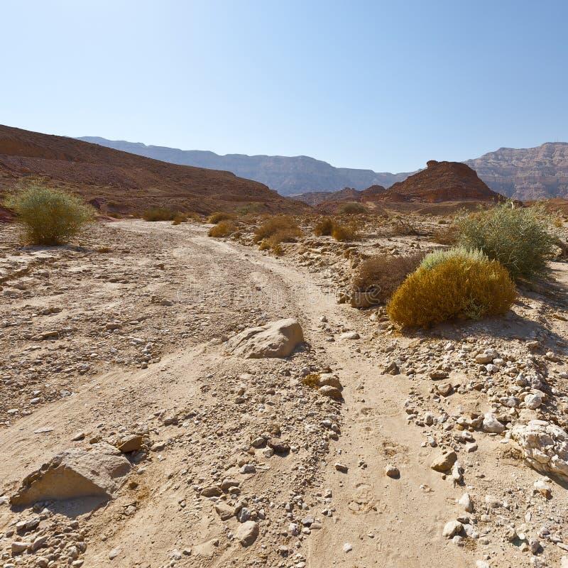 Solitude et vide du Moyen-Orient photos libres de droits