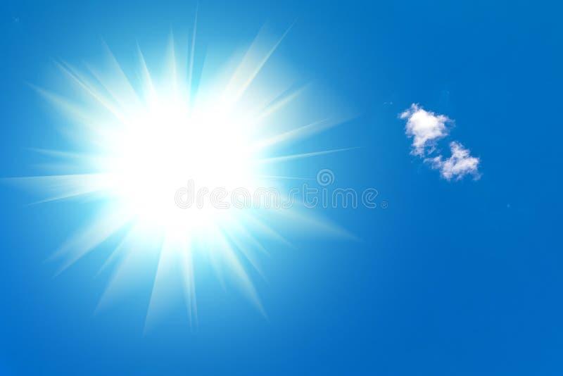 solljus royaltyfri foto