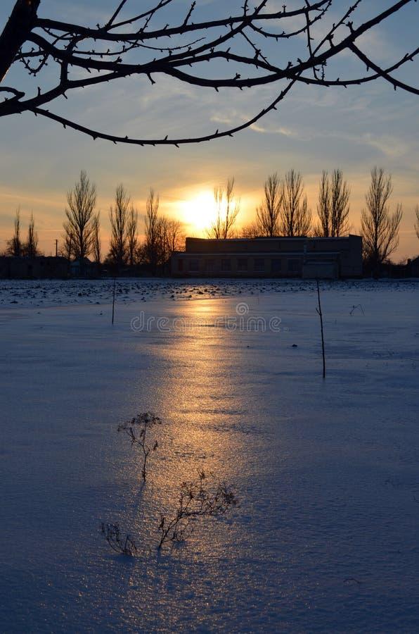 Download Solnedgång arkivfoto. Bild av  - 37345048