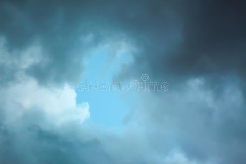 Solnedgånghimmelbakgrund royaltyfri fotografi