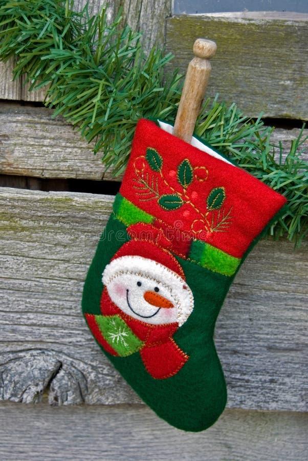 Solo calcetín imagen de archivo libre de regalías