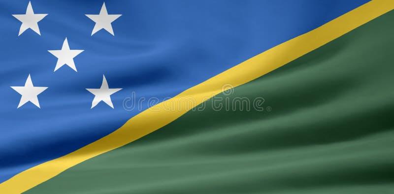 solomon d'îles d'indicateur illustration libre de droits
