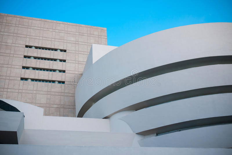 Download Solomon Guggenheim Museum editorial stock photo. Image of american - 23815703