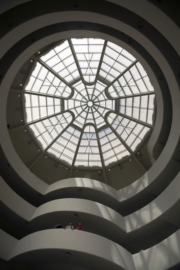 Solomon R. Guggenheim Museum royalty free stock photography
