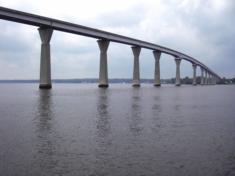 Download Solomons Island Bridge Royalty Free Stock Images - Image: 175139
