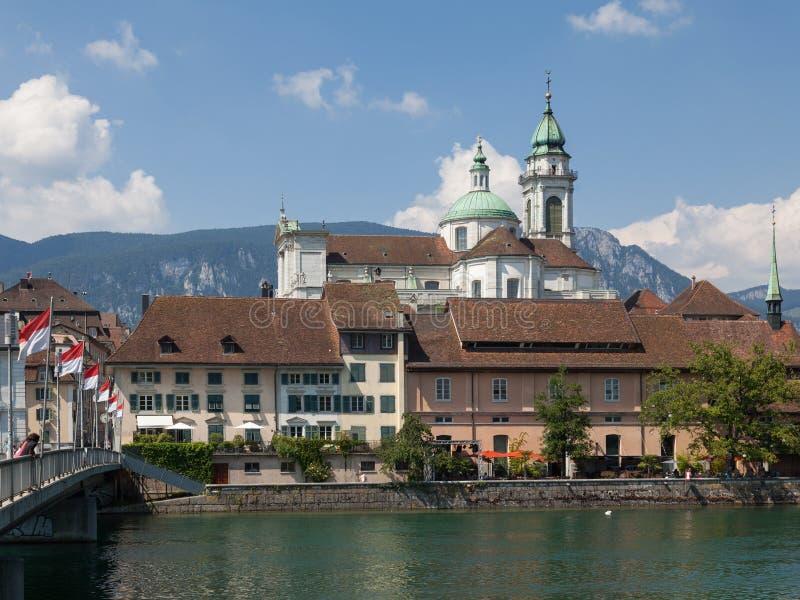 Solothurn images libres de droits
