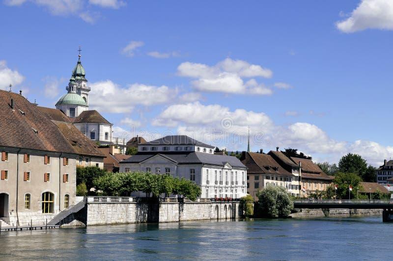 Solothurn fotografia stock