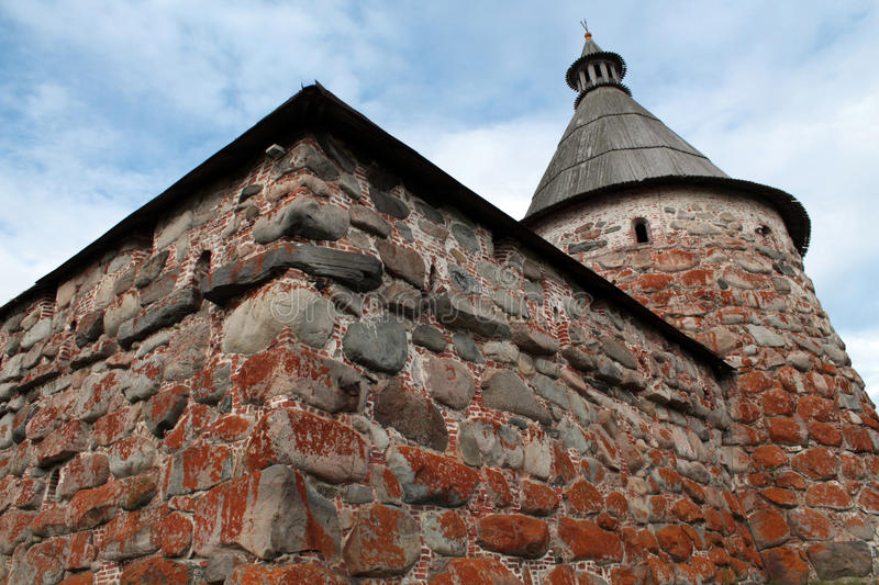 Download Solovetsky Monastery. White Tower Stock Photography - Image: 25796172