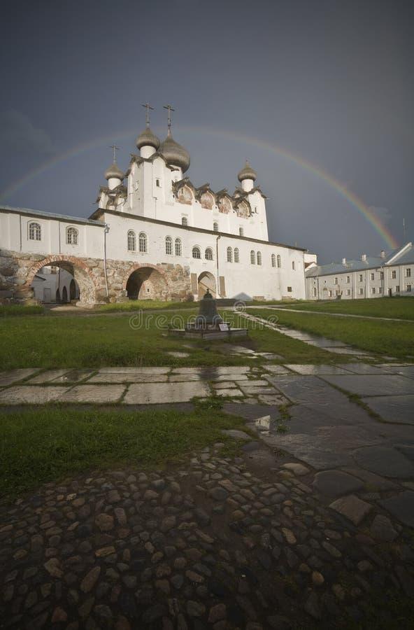Solovki photographie stock