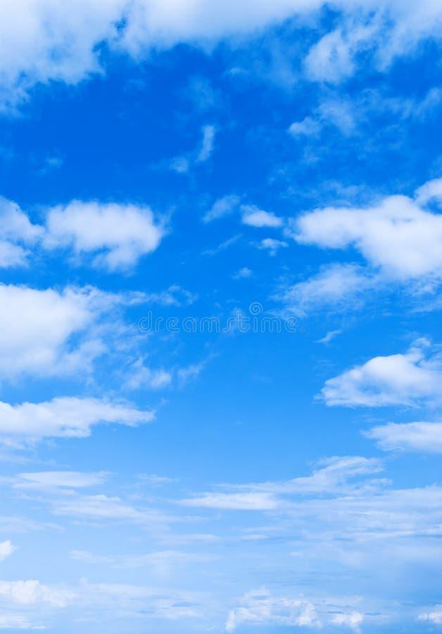 Soltanto cielo immagini stock