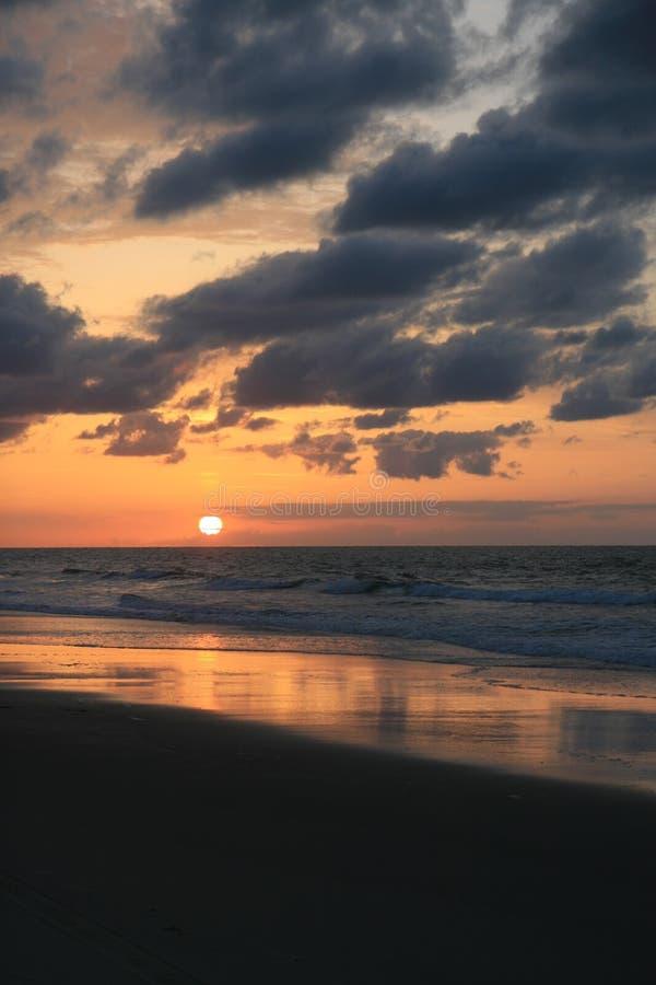 soluppgång 3 royaltyfri bild