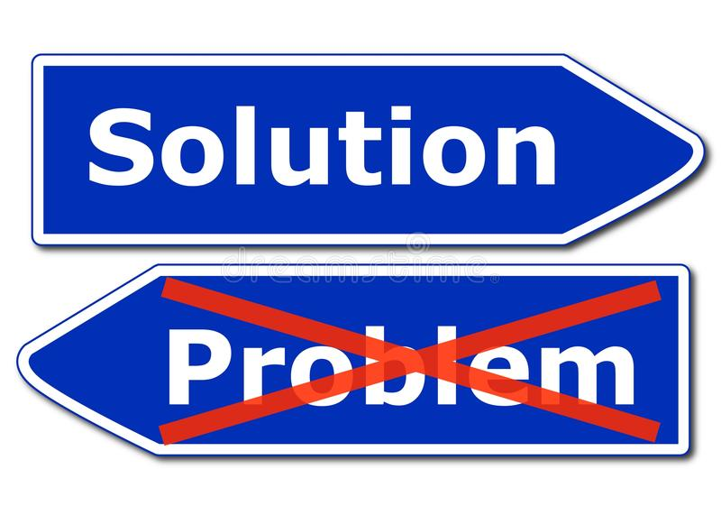 Download Solution stock photo. Image of traffic, sign, solution - 16460848