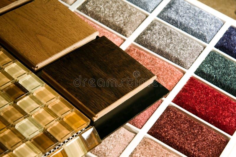 Solutions de plancher photographie stock