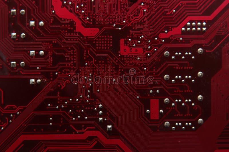 som bakgrundsbrädet kan circuit bruk Maskinvaruteknologi för elektronisk dator Digital chip för moderkort Techvetenskapsbakgrund  arkivbilder