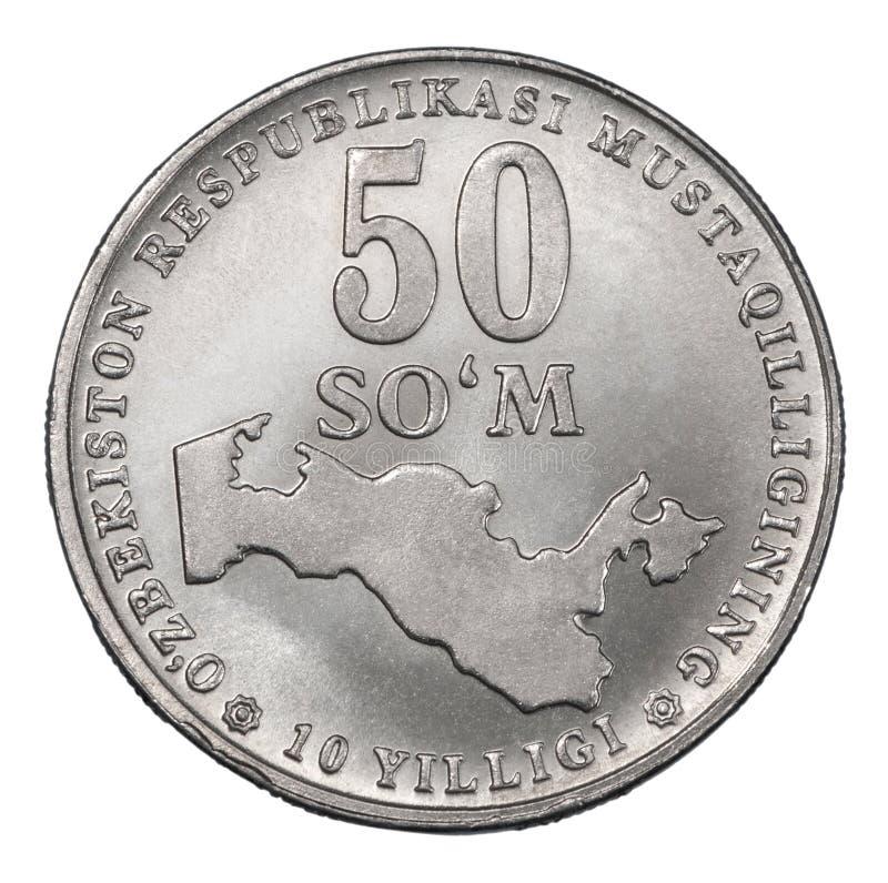 Som do Uzbeque 50 imagens de stock