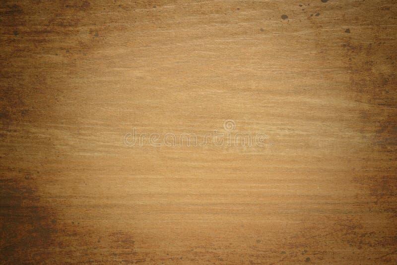 som gammala paneler för bakgrundsgrunge använt trä tät textur för brown upp trä arkivfoto