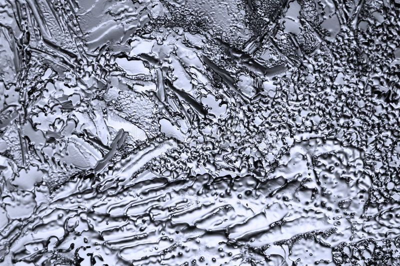 som isstål arkivfoto