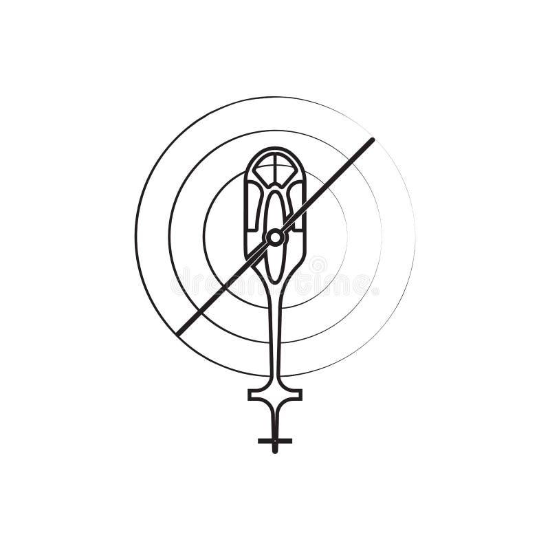 som ?r kan planl?gga den anv?nda logotypen f?r logoen f?r elementhelikoptersymbolen Best?ndsdel av transportsikten fr?n ?ver f?r  royaltyfri illustrationer