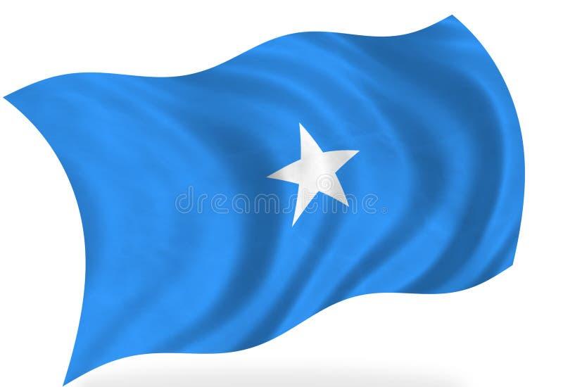 somalië vector illustratie