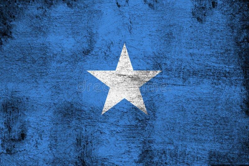 somalië royalty-vrije illustratie