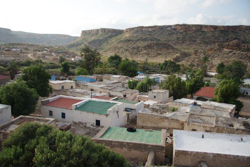 Somalië is een land van piraten royalty-vrije stock fotografie