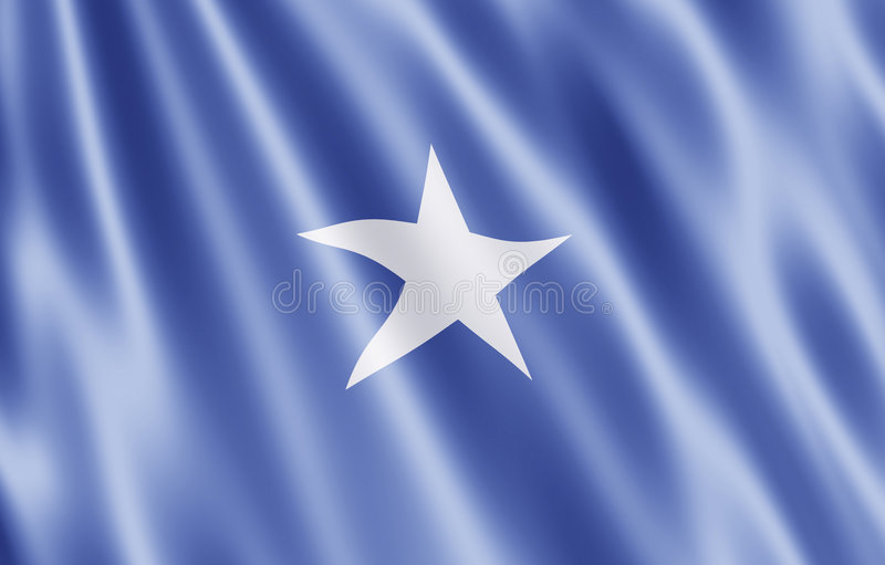 Download The Somali Republic Flag Stock Photography - Image: 7959032