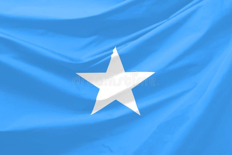 Download Somalia Flag stock illustration. Image of nationality - 6333476