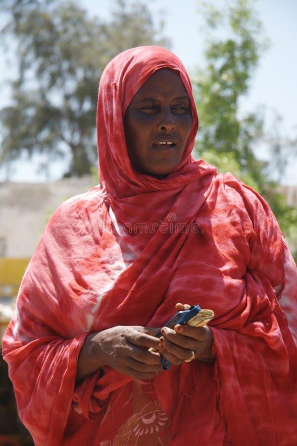 Somalia ist ein Land von Piraten lizenzfreies stockfoto