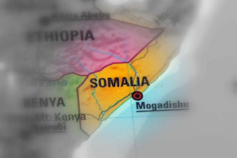 Federal Republic of Somalia. Somalia, officially the Federal Republic of Somalia black and white selective focus stock photos