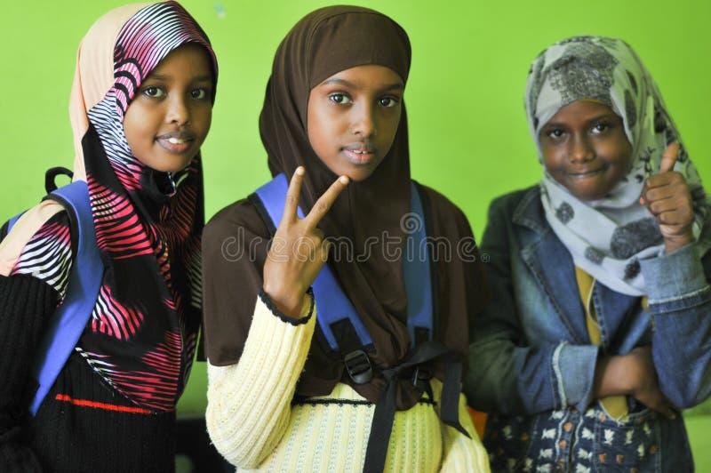 Somalia refugee royalty free stock image