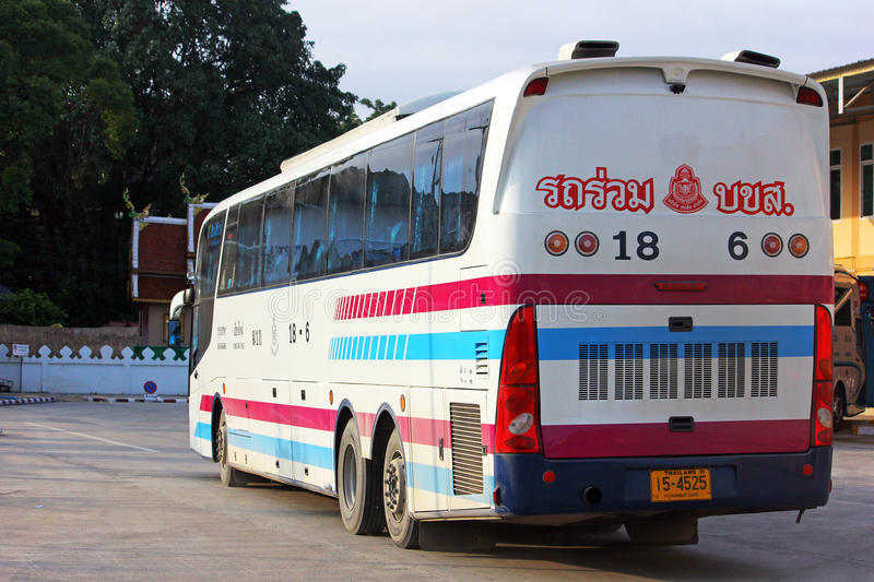 Download Sombattour. Super Longer Bus In Thailand Editorial Photography - Image: 26837262