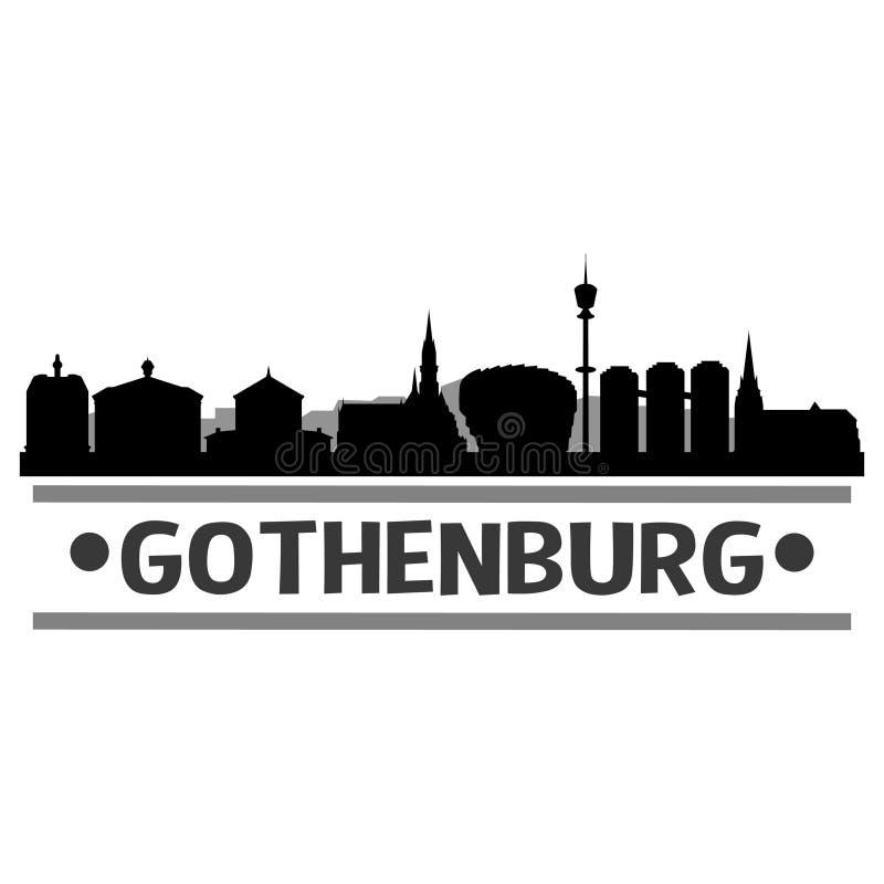 Gothenburg Skyline