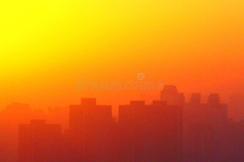 Sombra de la primavera fotografía de archivo libre de regalías