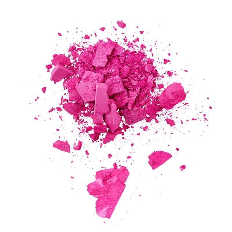 Download Sombra de ojo rosada imagen de archivo. Imagen de agolpamiento - 42434023