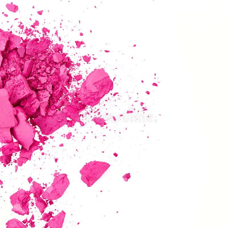 Download Sombra de ojo rosada foto de archivo. Imagen de aplicación - 42434030