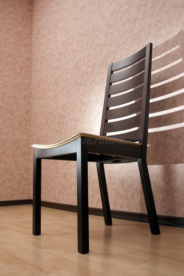 Sombra de uma cadeira fotos de stock royalty free